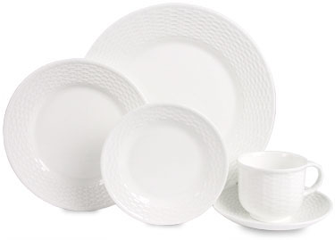 Wedgwood Nantucket Basket dinnerware collection  sc 1 st  Char Crews Inc. & Wedgwood Nantucket Basket dinnerware is among the most unique ...