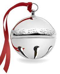 Wallace Silversmith 2021 Annual Christmas Ornament Wallace Ornaments 40 Years Of Christmas Tradition